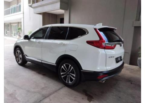Honda CRV Turbo 1.5 Prestige 2018