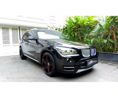 BMW X1 xLine Facelift br jalan 30ribu FULL RECORD NIK 2014 Black
