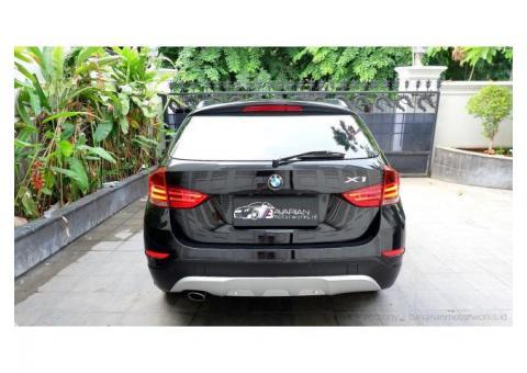 BMW X1 xLine Facelift br jalan 30ribu FULL RECORD NIK 2014 Black