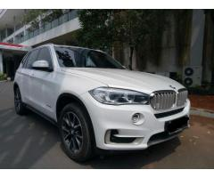 BMW X5 White Th 2014 Facelift Bensin