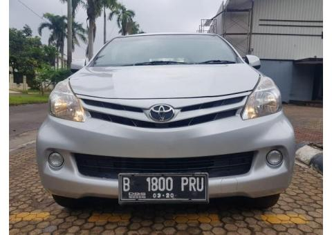 Toyota Avanza E Matic 2015 Terawat