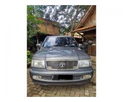 Toyota Kijang Kapsul LSX Diesel manual Th 2000
