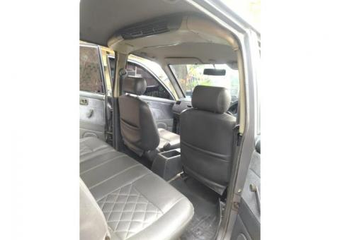Toyota Kijang Kapsul LSX Diesel manual Th 2000