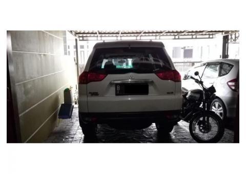 Mitsubishi Pajero Sport Dakkar A/T 4x2 Th 2012 Km30rb