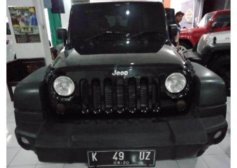Rubicon CRD Diesel 2014