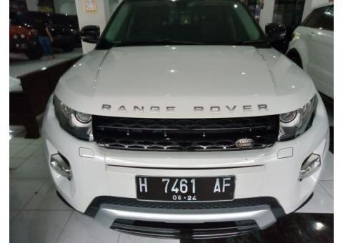 Range Rover Evoque Luxury Dinamic 2014 KM 8Rb