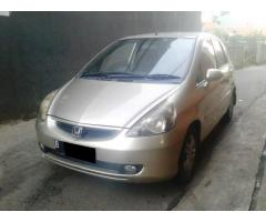 Honda Jazz idsi at Th 2004 Champange Tgn1