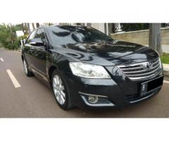 Camry 2.4V at 2008 Hitam Good ConditioN