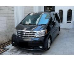 SALE Toyota Alphard G Van Wagon - AT - 2.4 L - 2005