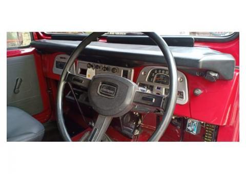 Toyota Land Cruiser Hardtop 1984 Langka Khusus Kolektor