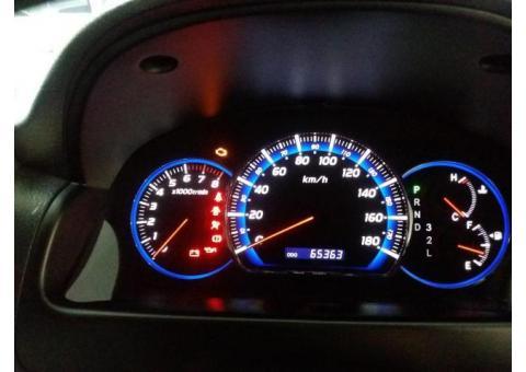 Alphard V 2008 Istimewa KM 65Rb