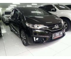 Honda jazz rs 2016 hitam