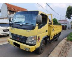 Mitsubishi Canter 6 Roda Th 2008 Tgn 1 km rendah