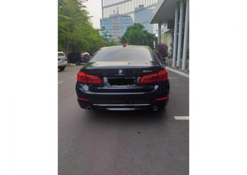 BMW 530i Type Luxury Edition 2018 Harga 915juta