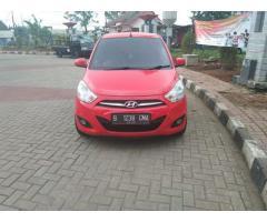 Hyundai i10 1.1 2012 metic warna merah