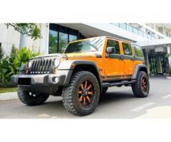 Jeep wrangler renegade 2013 3.6 pentastar Oren perfect!