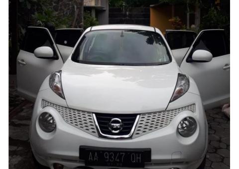 Nissan Juke RX Matic 2011