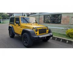 Jeep Wrangler Rubicon 2Door Th 2008