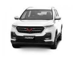 Almaz 1.5 Lux plus CVT ( 7 seat)