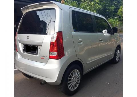 2014 Suzuki Karimun Wagon GS Manual - Service Record, 3M, Nano Coating, Jok Klt