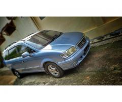 Hyundai Trajet 2.7 Gl V6 Se MPV keluarga lega  special edition, langka tipe   tertinggi