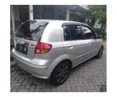 Hyundai getz GL 2003 cbu