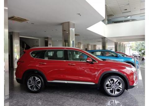 Promo Hyundai Santa Fe GLS 2.2 CRDi, DP 0% atau Bunga 0%