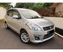 Suzuki Ertiga gl manual th 2014 tangan 1 istimewa