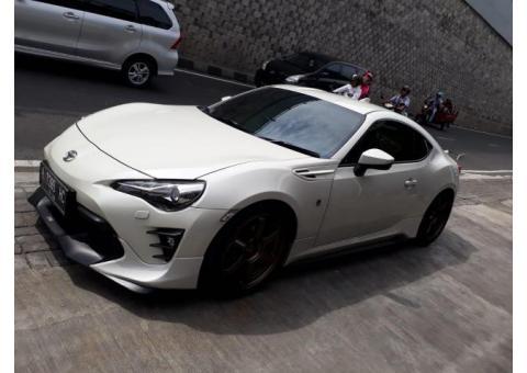 Toyota FT86 TRD 2016