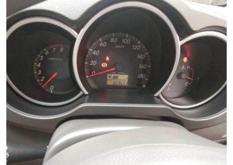 Daihatsu Terios Tx 2012 Metic warna putih