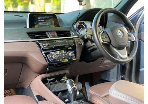 BMW X1 S drive 2018 Silver Service Record