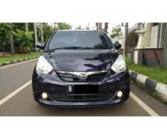 Daihatsu Sirion D AT 2013 Ungu Good Condition TDP 6jt
