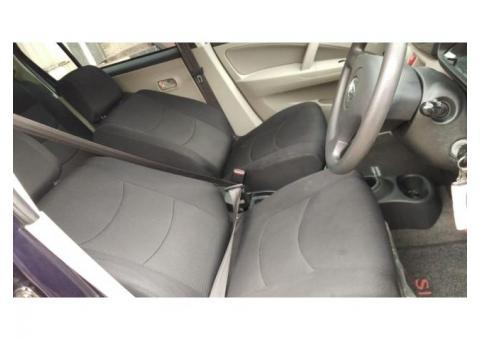 Daihatsu Sirion D AT 2013 Ungu Good Condition TDP 6jt