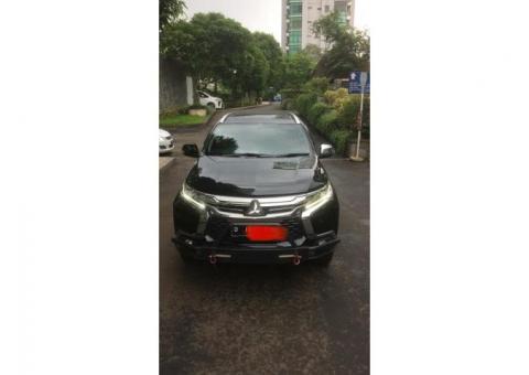 Dijual : Mitsubishi Pajero 4x2 Dakkar 2018