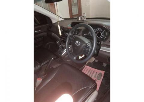 Honda CRV Manual 2013