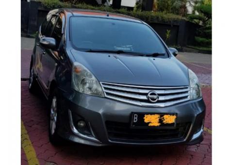 Nissan Grand Livina AT 1.5 Ultimate 2013 Istimewa