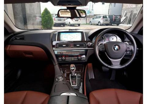 BMW 640i Grancoupe Th 2013