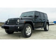 Jeep wrangler JK sport 2014 CRD 2.8 tgn1 dr baru perfect