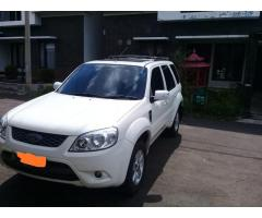 Ford Escape XLT 2.3 Automatis 4x2 – Sep 2012