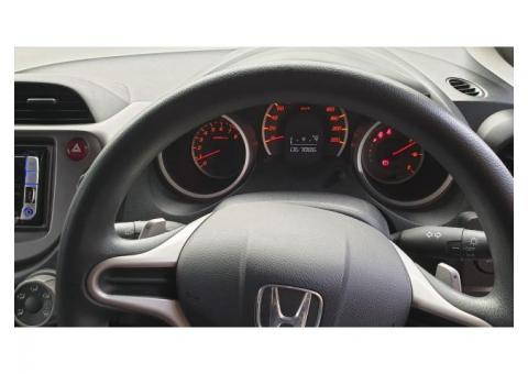 Honda Jazz RS AT Th 2010 Silver Dp4