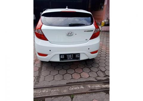 Hyundai Avega Matic 2014
