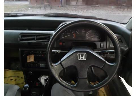 Grand Civic Manual 1991