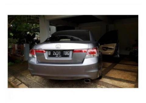 Dijual Honda Accord VTiL 2.4 AT 2008