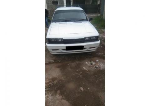 Mazda Vantrend 1995 putih ori komplit