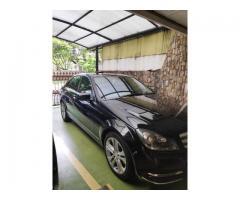 Mercedes Benz C200 CGI Avantgarde 2013 Terawat