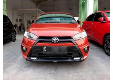 Toyota Yaris Trd Sportivo 2017