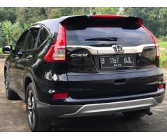 Honda CRV 2.4 2015 Service Record