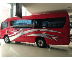 Isuzu Elf Minibus 20 Seat Executive Th.2020 ( Mobil Baru )