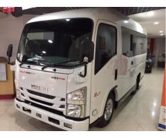 Isuzu Elf Nlr Minibus 16 Kursi Tahun 2020 ( Mobil Baru )