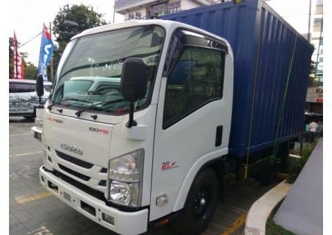 Isuzu Elf NLR 55 Box Besi Tahun 2020 ( Mobil Baru )